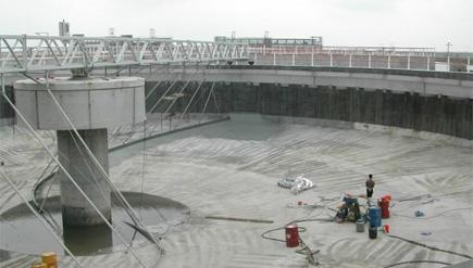 江苏南通秋之友生物科技有限公司水池堵漏工程